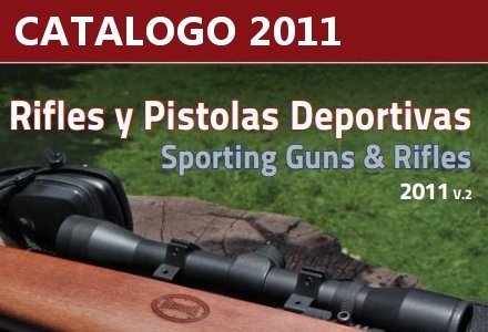 catalogo de rifles mendoza 2011